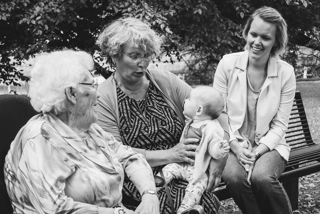 4 Generaties - Familyshoot